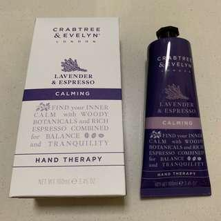 🚚 BNIB Crabtree & Evelyn Hand Therapy