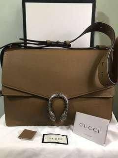 Authentic Gucci Dionysus men's new without tags RRP $4500