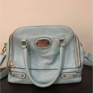 Cecil Mcbee Mint Green Tote Bag for Women