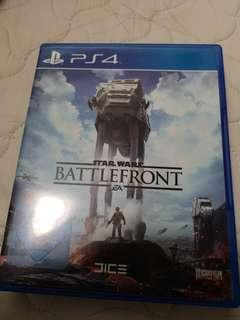 Star Wars Battlefront, 星球大戰, PS4 Game, PS4 遊戲,平靚正.