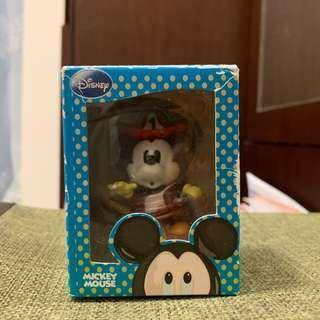 Mickey mouse 米奇老鼠 膠點頭公仔 擺設 disney 迪士尼 bobble head figure figurine 1935