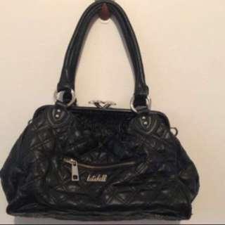 Kate Hill Black Bag