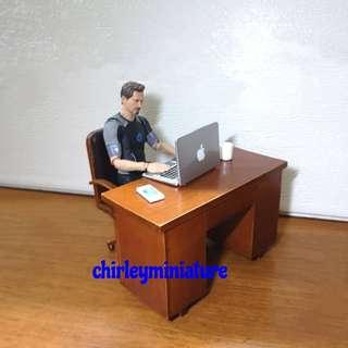Miniature working table