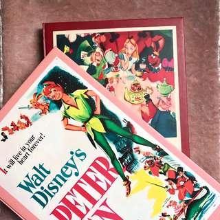 Vintage notebook disney