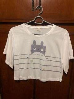 My Neighbor Totoro Crop Top