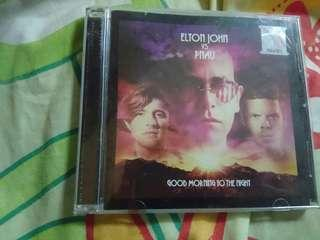 Elton john cd Good morning to the night