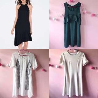 🚚 TCL, HH, TEM, MGP Dresses