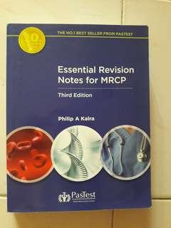 Essential Notes for MRCP