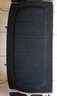 Tatakan bagasi / Trunk Cover / Tonue Tray Suzuki Aerio NewMod 2004