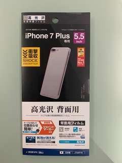 iPhone 7plus 日本製 背貼