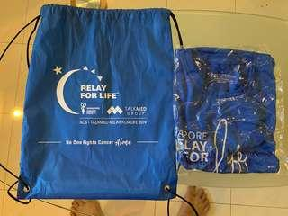 🚚 Relay for life Tee S size