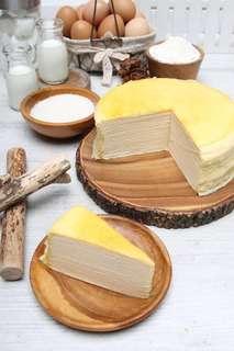 🚚 Crepe slice cake 🍰 / whole cake 🎂/ waffle