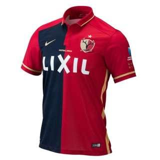 Kashima Antlers 2016 Jersey New With Tag Authentic J League J.league Jleague Home Kit