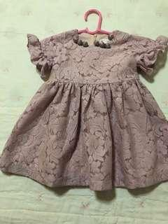 Periwinkle pretty dress