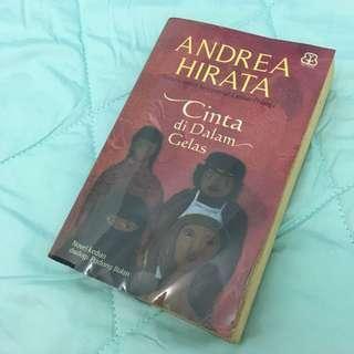 Cinta di dalam gelas - Padang Bulan (Andrea Hirata)