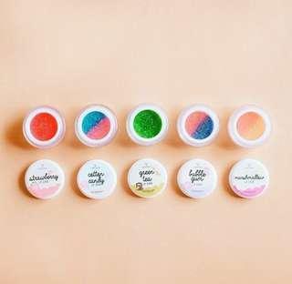 Liplapin Lip Scrub All Variant, Scrub Bibir Natural, Sugar Scrub, Scrub Bibir Populer, Promo Liplapin Original, Kecantikan Bibir, Kesehatan Bibir