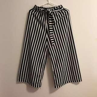 🚚 Stripe Culottes
