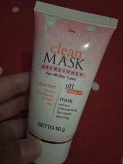 Viva White Mask