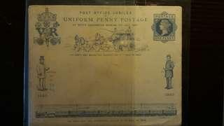 罕有古典名信片
