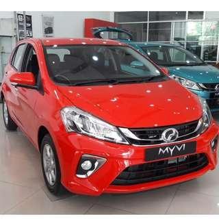 Perodua Myvi 1.3