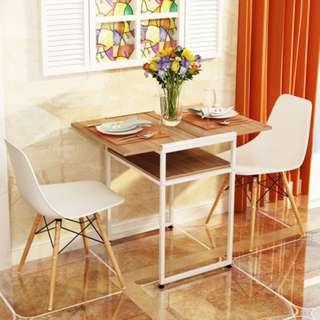 折疊桌簡易正方形家用小戶型學生宿舍臥室客廳吃飯用簡約現代桌子