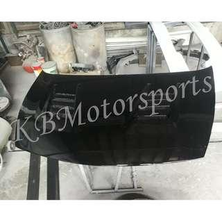 Honda Civic FD JSracing Front Bonnet Hood