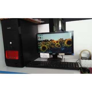 Komputer Set Bekas - 1jt