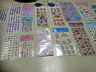 Preloved Stickers