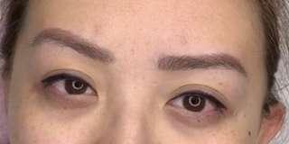 Eyebrow Mircostroking, Eyeliner, lips embroidery