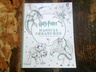 Harry Potter Adult coloring book