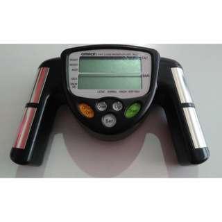 OMRON Fat Loss Monitor HBF-306C - 450rb