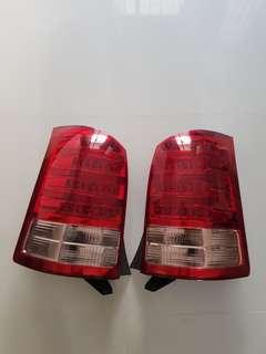 Toyota wish brake light