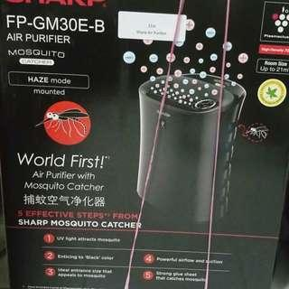 SHARP FP-GM30E-B Air Purifier