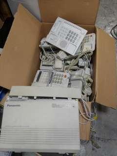 Panasonic 電話系統 二手