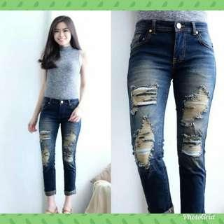 Celana Jeans stretch import