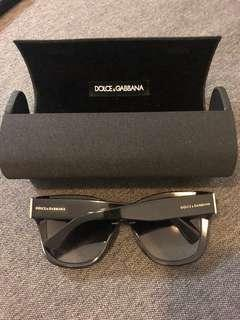 Authentic Dolce & Gabbana sunglasses designer