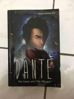 Novel dante the faery and the wizard