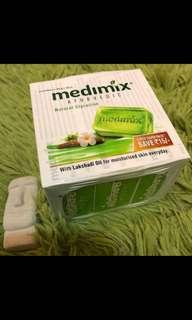 MEDIMIX 印度當地內銷版皇室藥草浴美肌皂