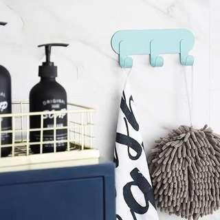 🚚 Iron Metal Minimalists Style Kitchen Bathroom Hook