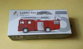 香港消防車