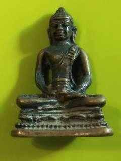Thai Amulet Old Small Bucha