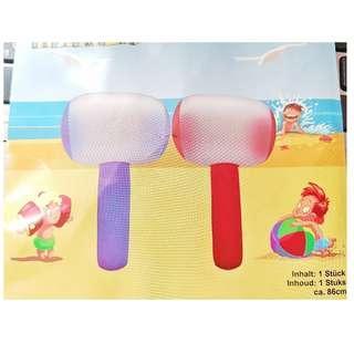 ☆晶晶☆【滿900元免運】86cm氣球/槌子/充氣氣球/鐵鎚~園遊會,兒童節玩具