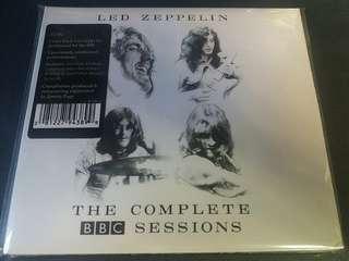 🚚 Led zeppelin (BBC session) 3cd brand new