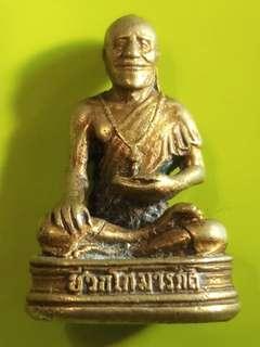 Thai Amulet Small Bucha