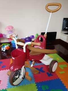 Sepeda Iimo tricycle