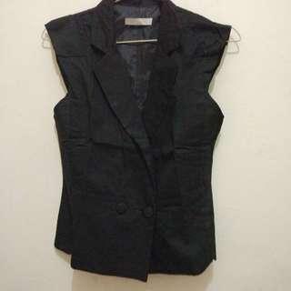 Vest/Rompi Black Sweet