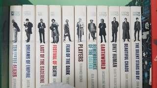 Doctor Who novels - 11 books total