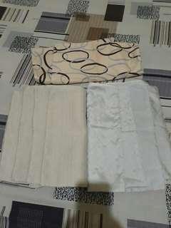Bundle throw pillow case 10pcs.