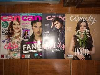 Candy Magazine Back Issues