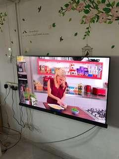 "Android 55"" 4K TV with Harman Kardon speaker"